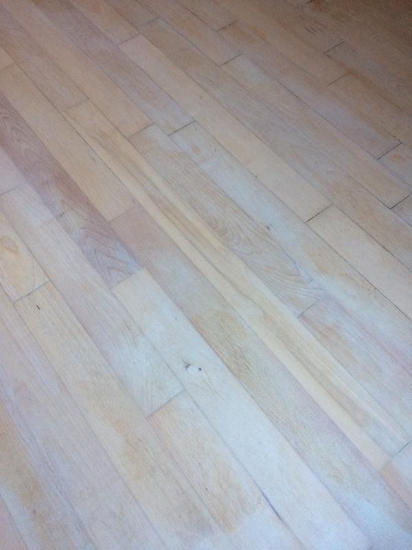 Ronseal Diamond Hard White Ash Satin Floor Wood Varnish 2 5l