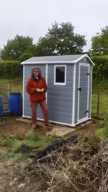 6x4 Manor Apex roof Plastic Shed | Departments | DIY at B&Q