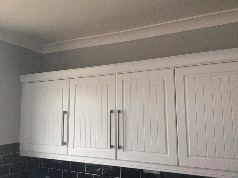 It Kitchens Chilton White Country Style Standard Cabinet Door W 500mm Diy At B Q