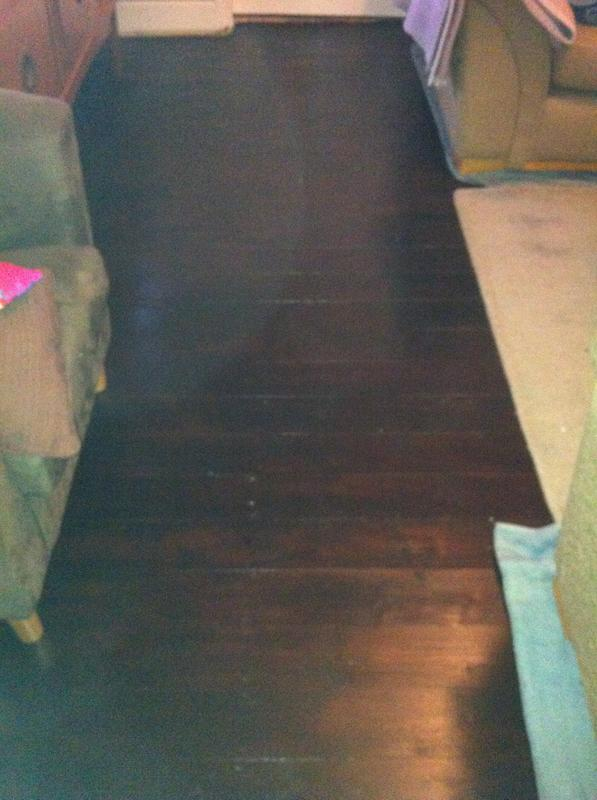 Ronseal Diamond Hard Walnut Satin Floor Wood Varnish 2 5l