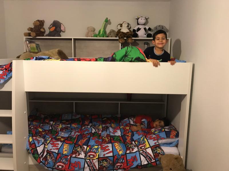 best loved 3ebf1 5ba7d Erin Bunk Bed | Kids Beds | Kids | Dreams