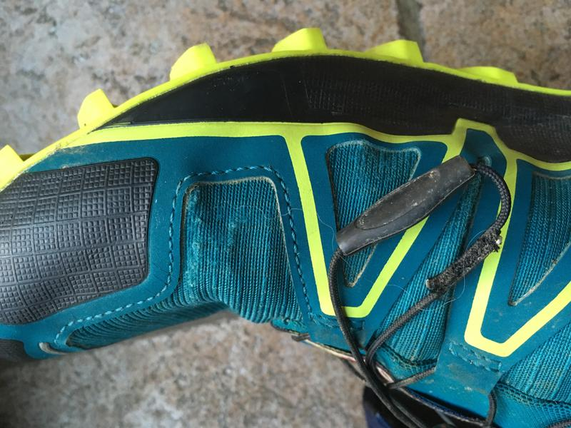 Salomon Speedcross 4 Stormy Weatherblack 2019 35% sur Ekosport