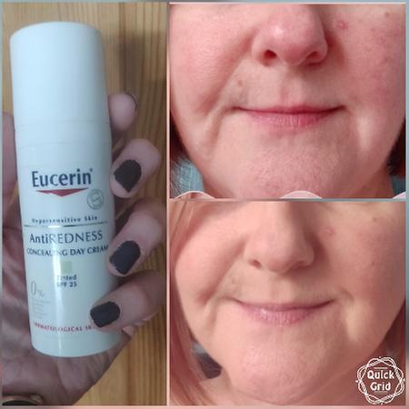 eucerin anti redness concealing day cream