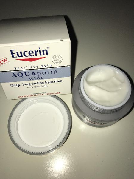 eucerin aquaporin active moisturising cream