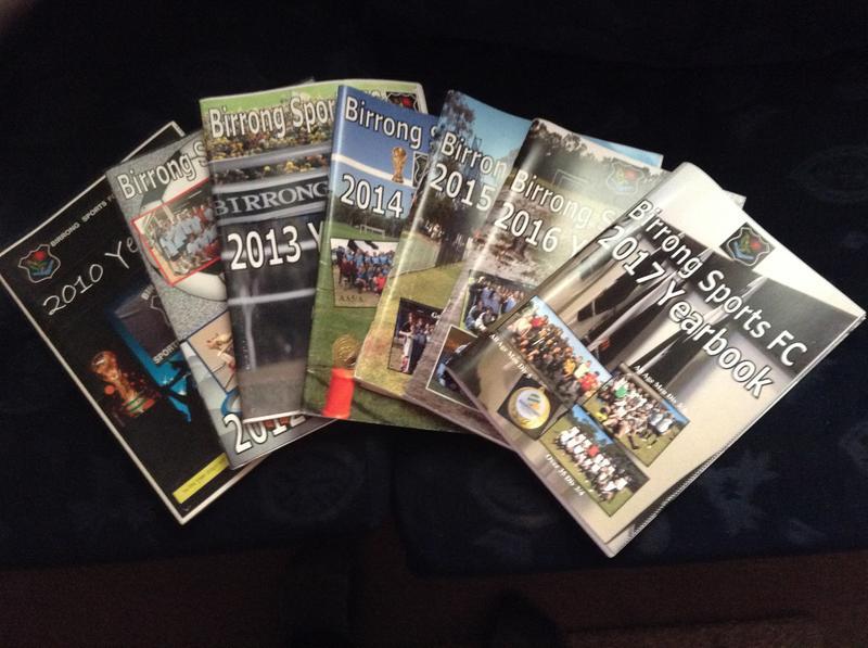 Kwik kopy bankstown printing design business cards birrong sports fc yearbooks reheart Images