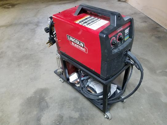 Lincoln Electric 180 Amp Weld-Pak 180 HD MIG Wire Feed ...
