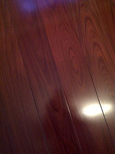 Home Legend Brazilian Cherry 5/8 in. Thick x 5 in. Wide x 40 ...