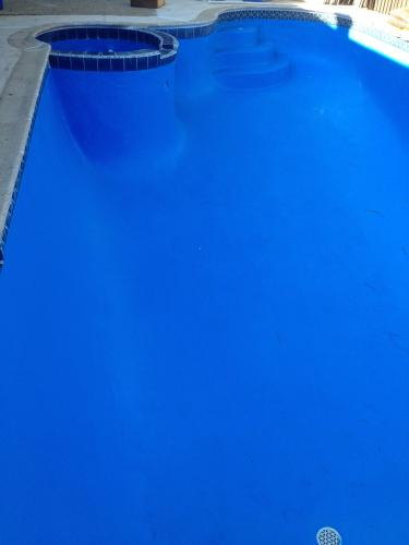 Insl-X WR-1024 1 gal. Semi-Gloss Acrylic Royal Blue ...