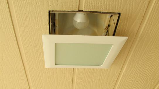 Replace Square Recessed Lighting Fixture Bindu Bhatia Astrology