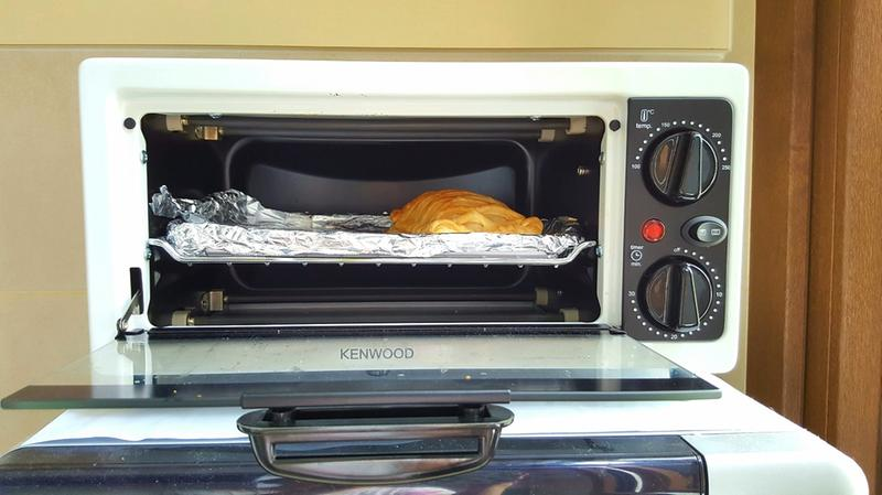 Kenwood Mo280 10l Oven Toaster