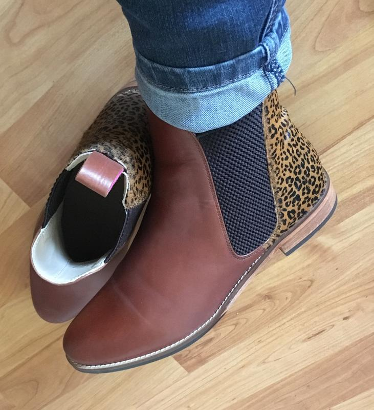 8a41b8b335f Westbourne Leather Chelsea Boots