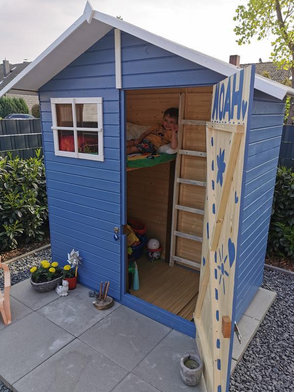 Weka Holz Gartenhaus Easy Natur Bxt 180 Cm X 100 Cm Kaufen Bei Obi