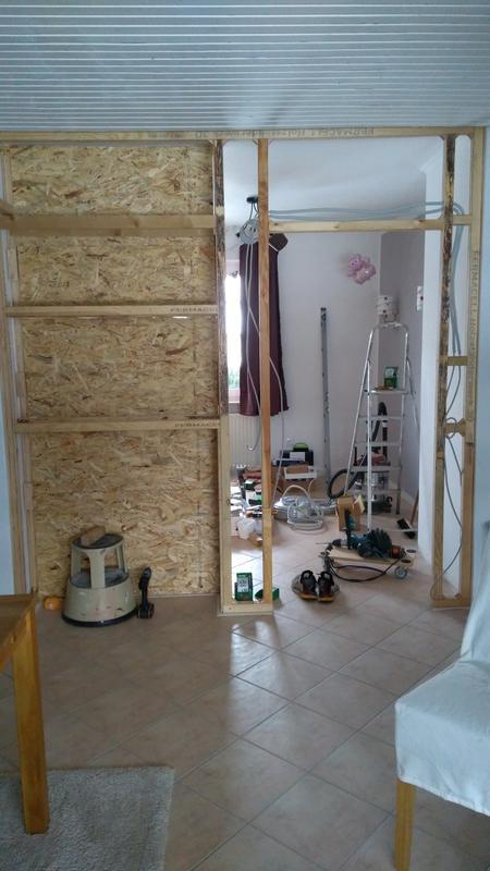 Fermacell Holzstanderwerk 3 D 4 8 Cm X 4 8 Cm X 260 Cm Kaufen Bei Obi