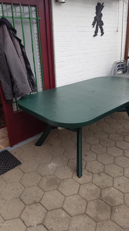 Tisch Kansas Oval 192 Cm X 105 Cm Grun Kaufen Bei Obi