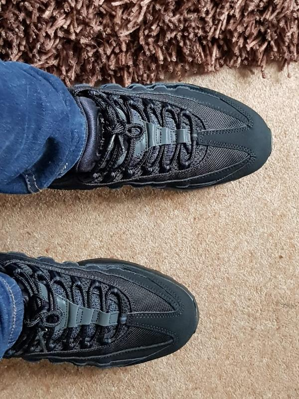 size 40 ef28b 1c4f8 New shoes. Originally posted on Nike Air Max 95 BLACK BLACK ANTHRACITE