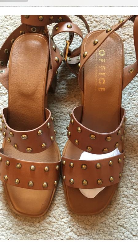 23e2fd2f6bc Fan Girl Studded Sandals