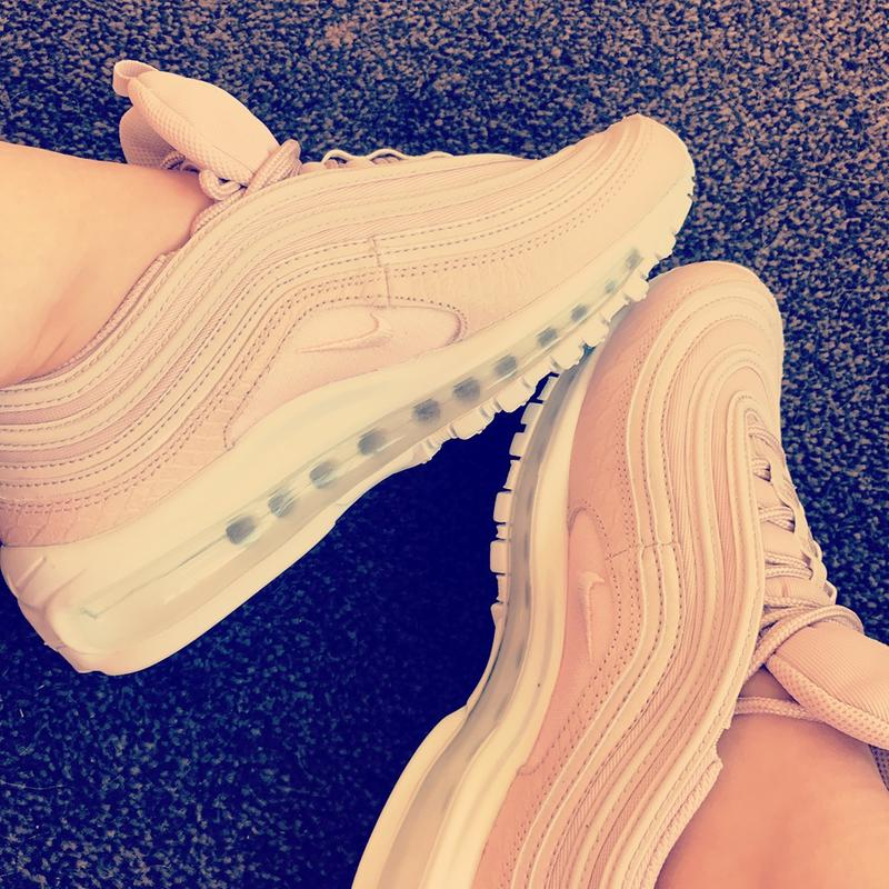 Nike Air Max 97 Silt Red Prm His Trainers