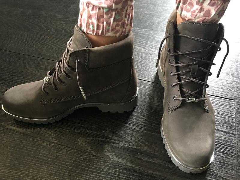 0ace03c6c191 Timberland Slim Premium 6 Inch Boots Eiffel Tower Silver Rand ...
