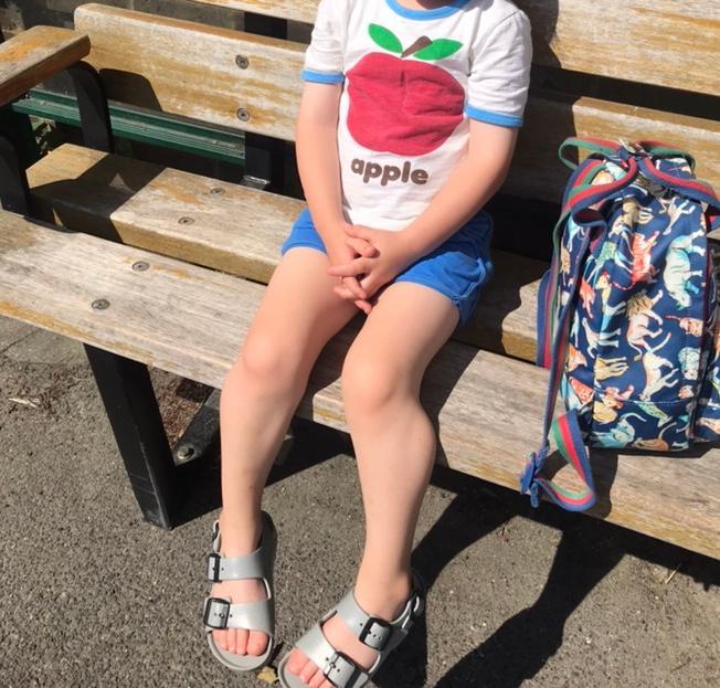 Birkenstock Milano Eva Kids Sandals
