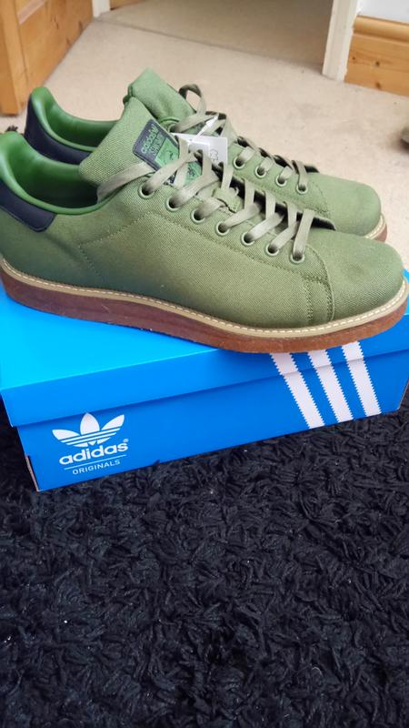 474a633905c Adidas Stan Smith x Offspring  Britpack . Originally posted on Adidas Stan  Smith Wedge PARKER GREEN OFFSPRING 20