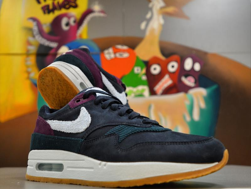new concept cfa7c de6c4 Review photo 1. Originally posted on Nike Air Max 1 OCEAN OBSIDIAN CREPE  SOLE