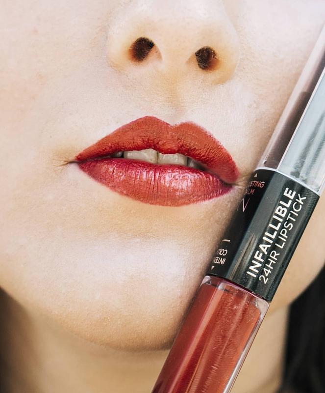 Infaillible 2 Step Lippenstift L'Oréal Paris