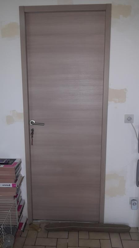 Porte Isolation Phonique Lapeyre. Blocporte Palier Renforc Coupefeu