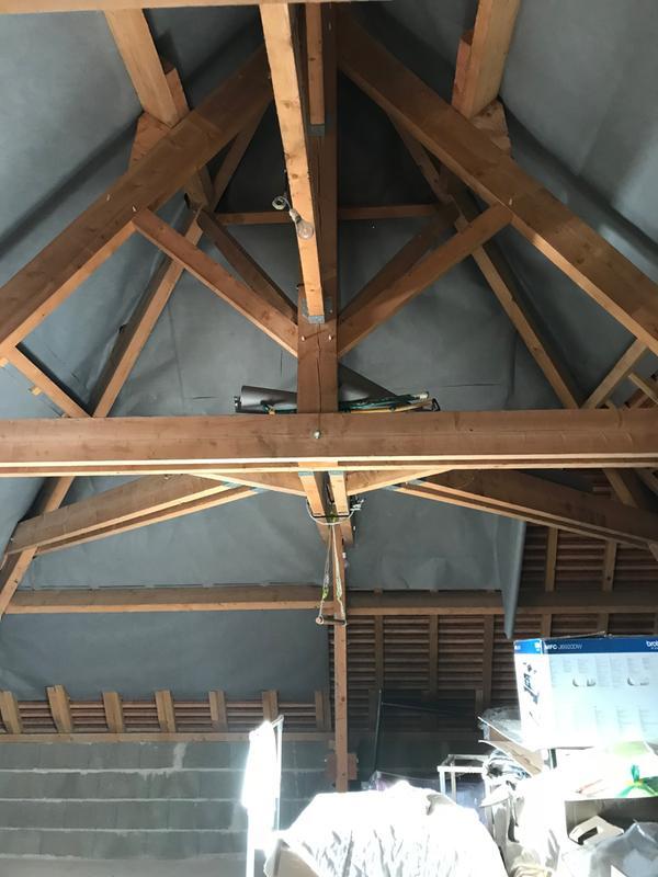 Ecran de sous toiture ou pare pluie aero3 respirant hpv r3 - Ecran sous toiture hpv ...