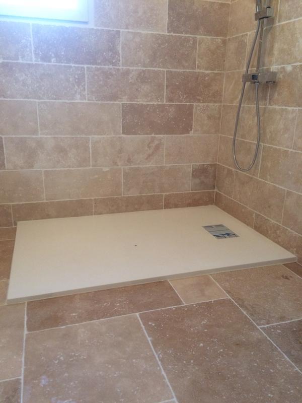 Receveur de douche rectangulaire x cm r sine - La douche perigueux ...