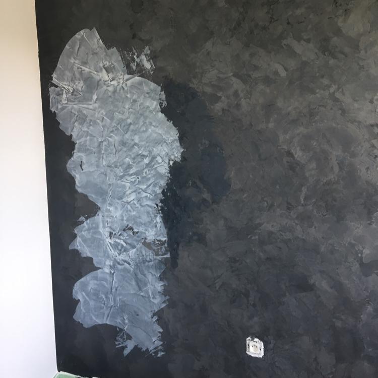 Peinture  Effet Industrie Maison Deco Fer Blanc  Kg  Leroy Merlin