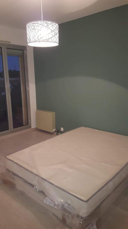 Peinture Mur Boiserie Radiateur Envie Vert Fumé Velours 0 5 L