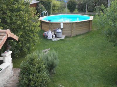 piscine bois weva octo 530