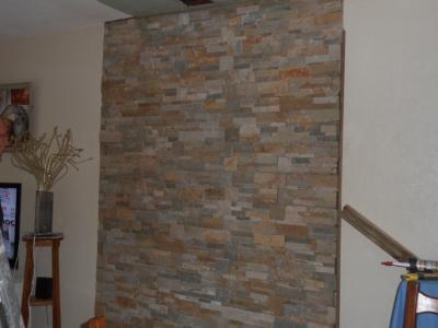 plaquette de parement pierre naturelle beige gris. Black Bedroom Furniture Sets. Home Design Ideas