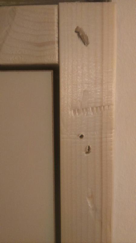 Bloc porte isoplane aven x cm poussant droit for Porte ouvrant droit