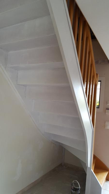 vitrificateur parquet esprit loft v33 2 5 l zinc m tallis leroy merlin. Black Bedroom Furniture Sets. Home Design Ideas