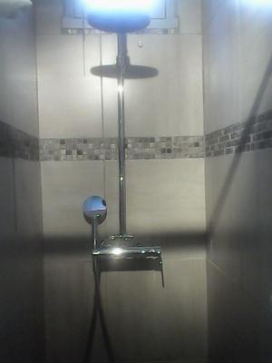 Colonne de douche avec robinetterie dado leroy merlin - La douche perigueux ...