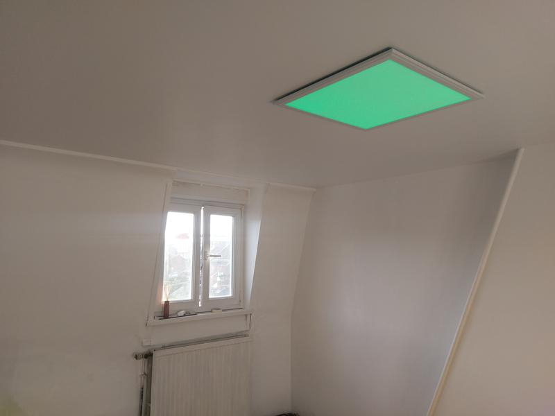 Plaque Led Plafond Leroy Merlin