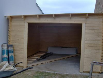 Abri voiture leroy merlin abris plat piscine nanterre - Garage bois toit plat leroy merlin ...
