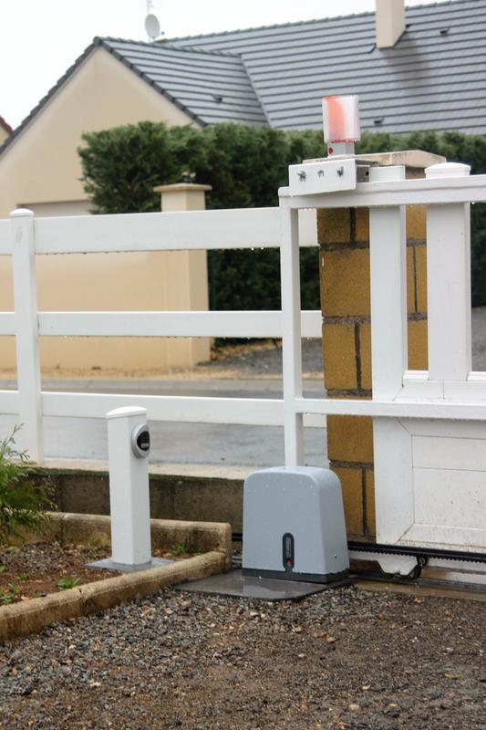 T l commande 4 canaux pour motorisation de portail evology evogo 4 leroy merlin - Leroy merlin perigueux ...
