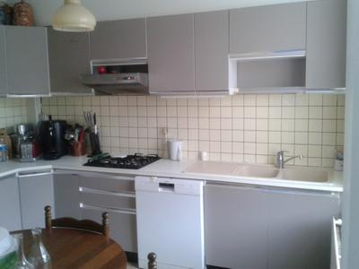 peinture d colab meuble de cuisine 100 r sist v33 gris mangan se 2 l leroy merlin. Black Bedroom Furniture Sets. Home Design Ideas
