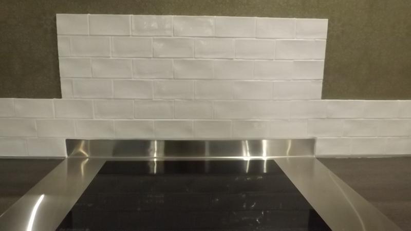 Faïence mur blanc, Bakerstreet l.7.5 x L.15 cm | Leroy Merlin