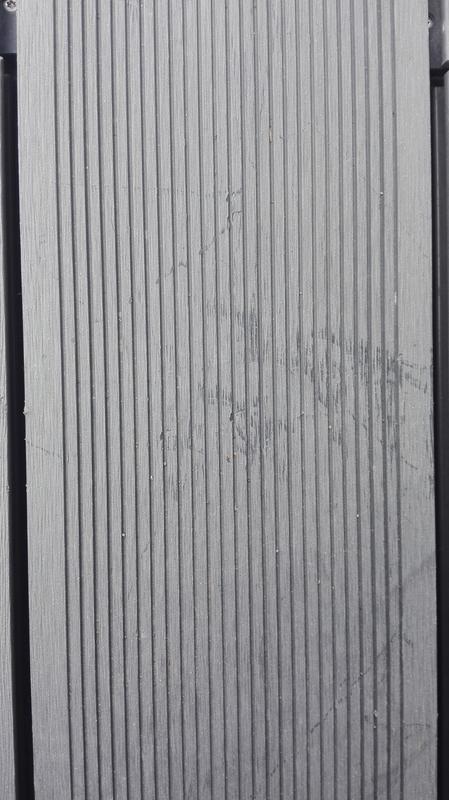 planche composite primo gris x cm x. Black Bedroom Furniture Sets. Home Design Ideas