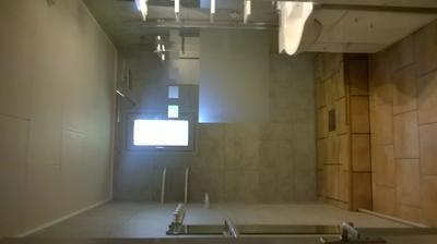 Dalle murale pvc blanc dumaplast x cm x ep 5 - Dalle murale pvc salle de bain ...