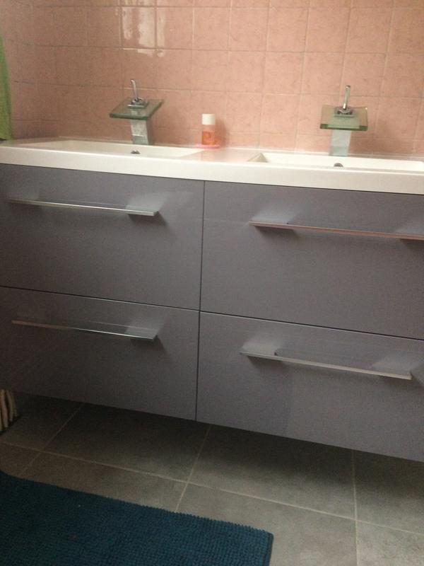 meuble salle de bain maelle leroy merlin