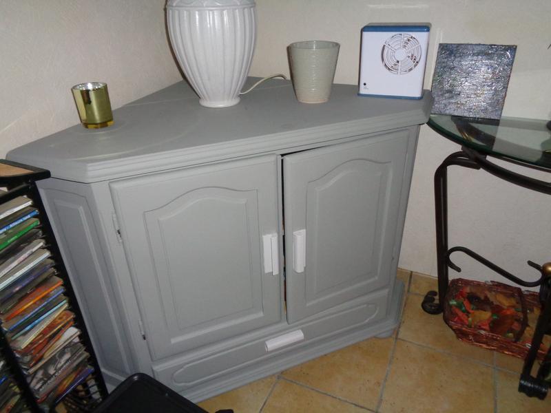 Peinture gris poivr 5 luxens couleurs int rieures satin 0 5 l leroy merlin - Remboursement leroy merlin ...