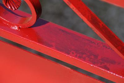 peinture fer ext rieur protech dulux valentine rouge. Black Bedroom Furniture Sets. Home Design Ideas