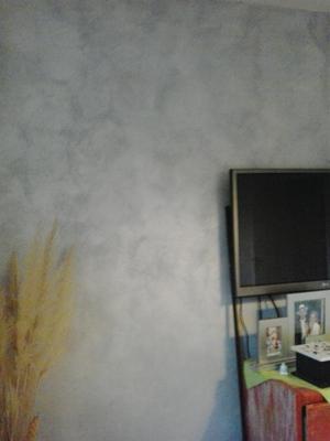 Peinture À Effet, Sable Précieux Luxens, Gris Galet 6, 2 L | Leroy