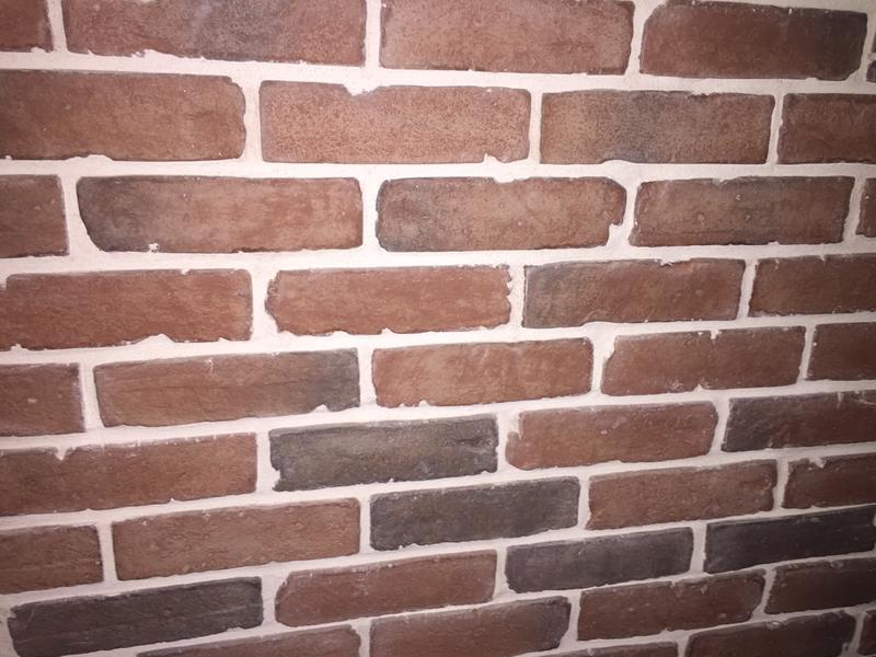 Joint poudre plaquette de parement axton blanc 15 kg for Plaquette de parement pose