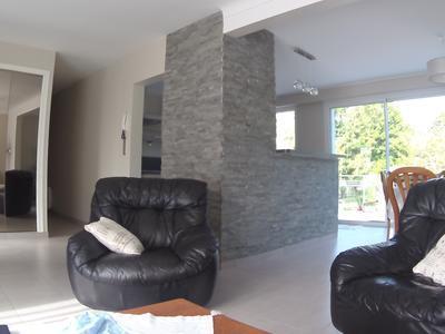 plaquette de parement pierre naturelle gris magrit leroy merlin. Black Bedroom Furniture Sets. Home Design Ideas