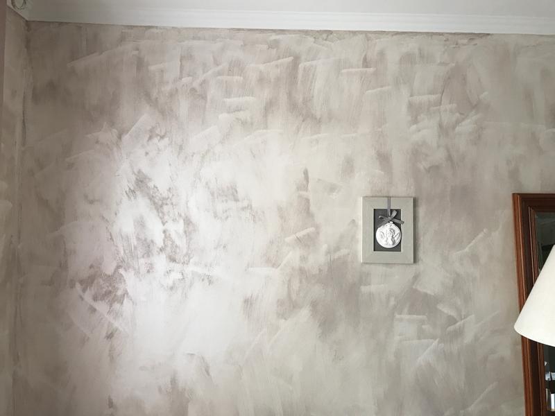 Peinture à Effet Sable Précieux Luxens Brun Taupe 6 2 L